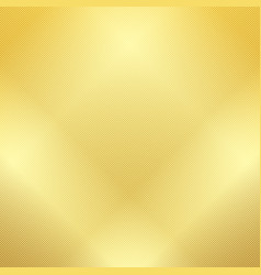 Golden background with tiny mesh vector