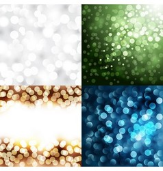 Holiday backgrounds vector image