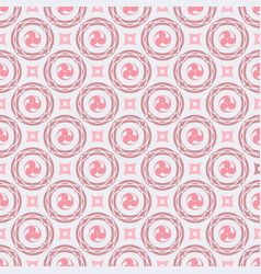 Pattern 0043 4 japanese symbol vector