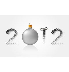 new 2012 sphere vector image vector image