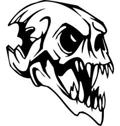 Skull - halloween set - vector