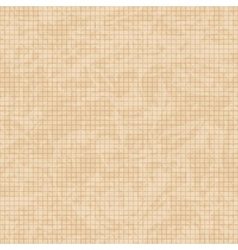 vintage seamless pattern texture vector image vector image
