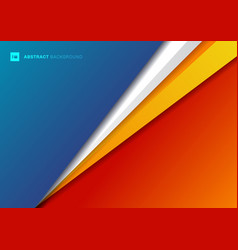 Abstract background template geometric triangle vector