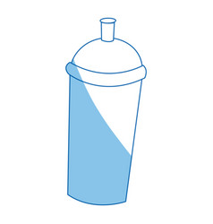 spray paint can graffiti tool icon vector image
