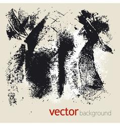 Grunge elements set 2 vector image