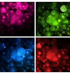 Abstract luminosity backgrounds vector