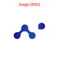 Iungo ing logo vector