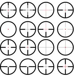 reticulereticule set vector image