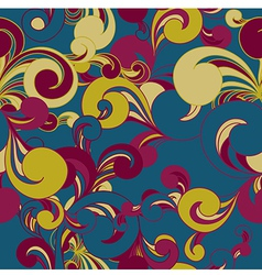 Abstract Colored Background Seamless vector image