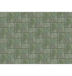 seamless texture of stonewall vector image vector image