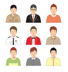 person set2 vector image