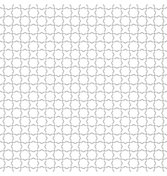 Simple seamless pattern grid vector