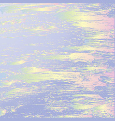 colorful background from brush strokes vector image