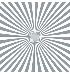 Retro ray burst background - graphic vector