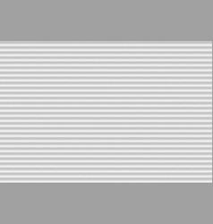 Gate storage space roller shutter door vector