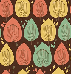 Abstract pattern design background vector image