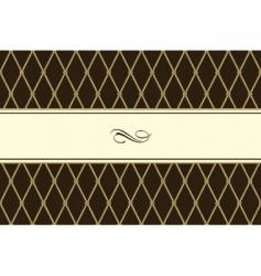 plaid pattern vector image