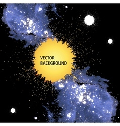 Abstract cosmic background vector