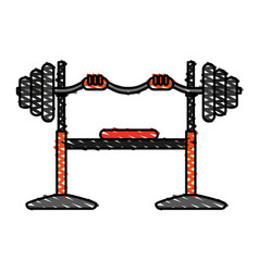 Barbell vector