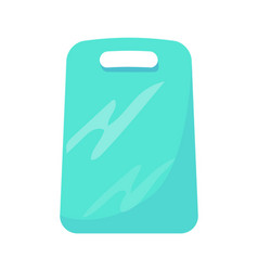 Cutting board made plastic vector