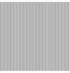 Grey galousie Volume of vertical lines vector image