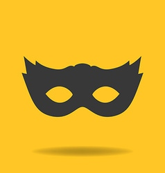 Icon of Masquerade Mask vector image