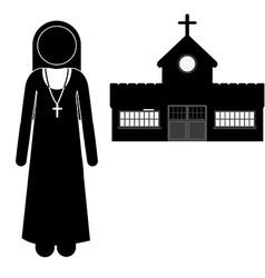 Church design vector