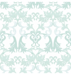 Damask pattern ornament vector