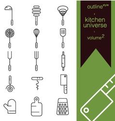 Kitchen universe volume 2 vector
