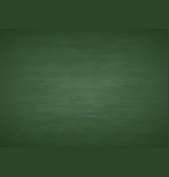 Abstract green chalkboard texture vector