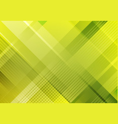 Abstract modern template green stripes diagonal vector