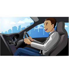 Smile driver vector