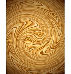 Coffee swirl background vector