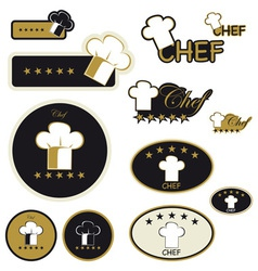 labels for food vector image