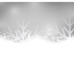 Silver shiny background vector
