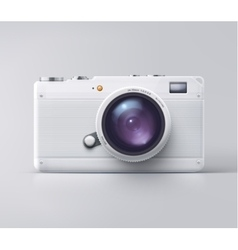 Isolated Camera vector image