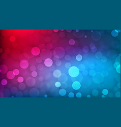abstract bokeh background multicolor defocused vector image