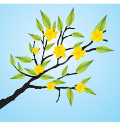 Floral Branch vector image