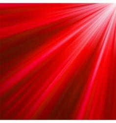 Luminous rays background vector