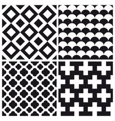 Set patterns 1 vector
