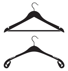 Hanger icon resize vector image vector image