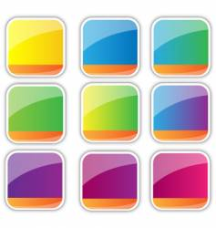 icon backgrounds vector image