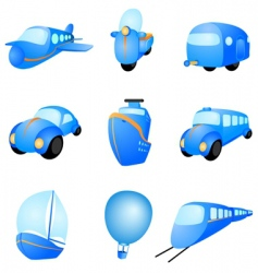 Transportation vector