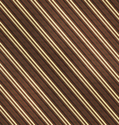 vintage diagonal stripes seamless pattern vector image