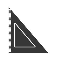 Black school rule graphic vector