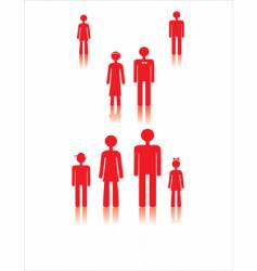 People vector