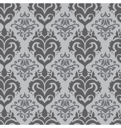 Arabic Style Damask Pattern vector image vector image