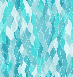 crystal seamless pattern vector image vector image