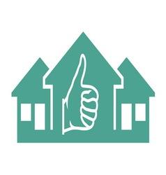 House ikona1 resize vector image