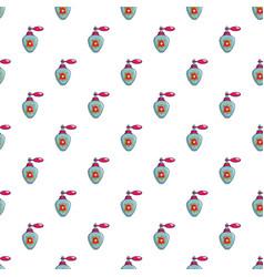 royal perfume pattern seamless vector image